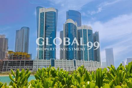 1 Bedroom Flat for Sale in Al Reem Island, Abu Dhabi - 1BR For sale in Hydra C4 with rental Back