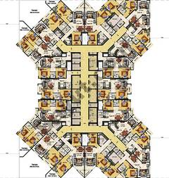Typical Floor Plan 13th