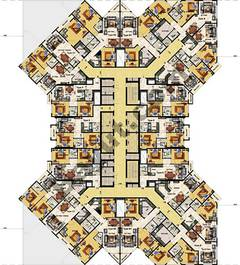 Typical Floor Plan 14th to 18th