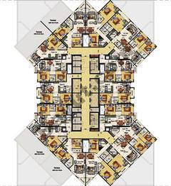 Typical Floor Plan 26th