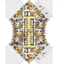 Typical Floor Plan 32nd