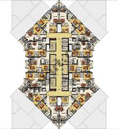 Typical Floor Plan 33rd to 37th