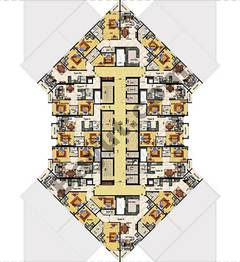 Typical Floor Plan 38th to 41st