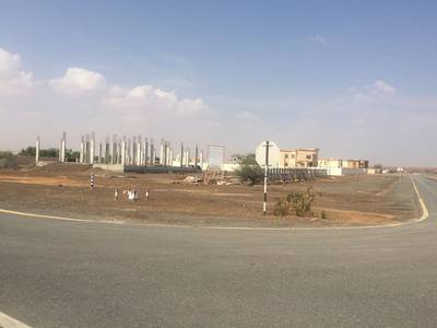 Plot for Sale in Al Manama, Ajman - For the expatriates residential land good location paid all fees in Manama