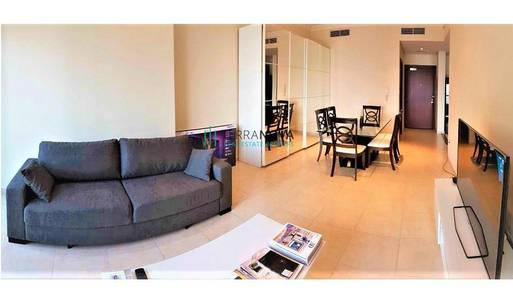 1 Bedroom Apartment for Rent in Dubai Marina, Dubai - Modern & Full Furnished 1 BR in Marina Heights