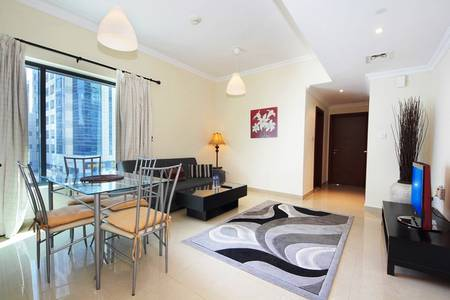1 Bedroom Flat for Rent in Dubai Marina, Dubai - Chiller Free 1 Bedroom Apartment in Marina