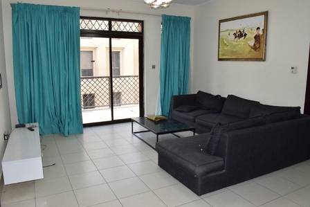 2 Bedroom Apartment for Rent in Old Town, Dubai - DONT LET THIS ONE GET WAY!!! EXCLUSIVE 2 BEDROOM  STUDY WITH BURJ KHALIFA VIEW