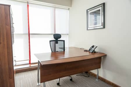 Best Price! Ready To Use Private Office.