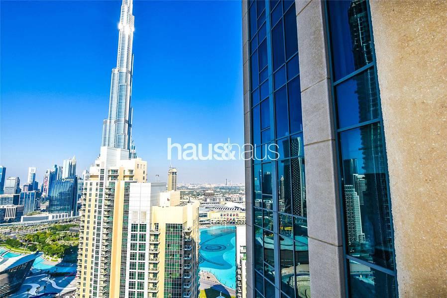 Burj Khalifa / Fountain View  Great Deal