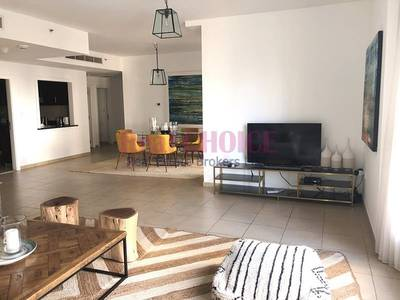 3 Bedroom Flat for Rent in Jumeirah Beach Residence (JBR), Dubai - 1BR Apt With Maids Room I Exclusive Unit
