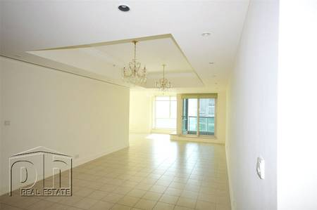 3 Bedroom Flat for Rent in Dubai Marina, Dubai - Amazing 3 bed + Maids with 2 balconies in the Original 6