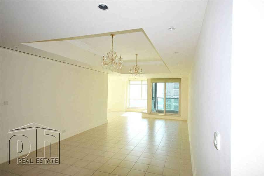 Amazing 3 bed + Maids with 2 balconies in the Original 6