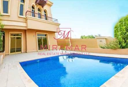 4 Bedroom Villa for Rent in Al Raha Golf Gardens, Abu Dhabi - GARDENIA PRIVATE POOL VILLA TYPE HOT DEAL