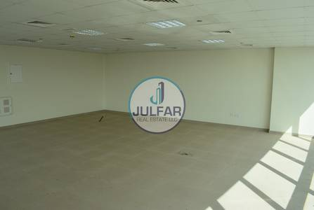 Office for Rent in Dafan Al Nakheel, Ras Al Khaimah - Spacious Office with amazing view - FOR RENT - Julphar Tower
