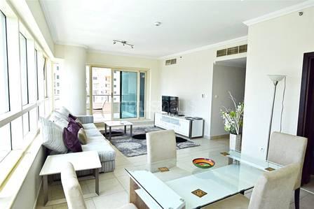 1 Bedroom Flat for Rent in Dubai Marina, Dubai - Available Now   Rare Unit   Unfurnished