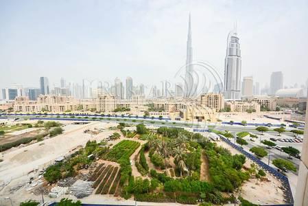 2 Bedroom Flat for Rent in Downtown Dubai, Dubai - Full Burj view 2 bedroom in Burj Views A
