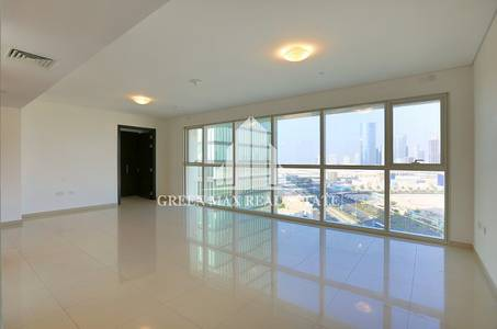 1 Bedroom Apartment for Rent in Al Reem Island, Abu Dhabi - Spacious Large One Bed Apt in Rak Tower.