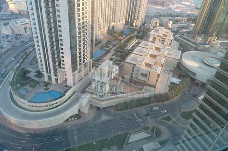 1 Bedroom Flat for Rent in Al Reem Island, Abu Dhabi - Hot Offer! Big 1BR in Marina Square for Rent