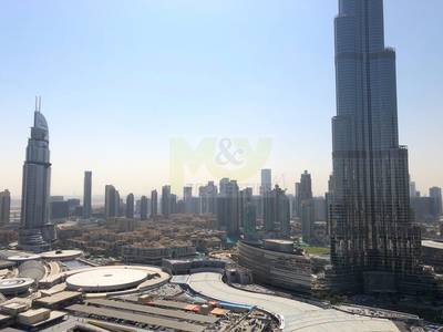2 Bedroom Flat for Rent in Downtown Dubai, Dubai - Luxurious Hotel Serviced  Apartment - bigger layout