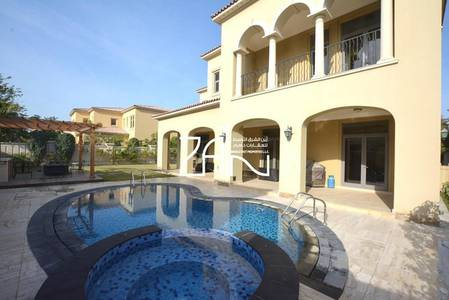 5 Bedroom Villa for Sale in Saadiyat Island, Abu Dhabi - Hot Deal 5 BR Villa Executive with Pool