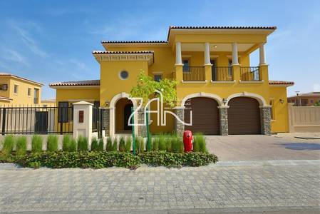 5 Bedroom Villa for Sale in Saadiyat Island, Abu Dhabi - Hot Deal Corner 5BR Villa Great Location