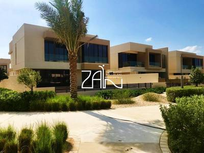 5 Bedroom Villa for Sale in Saadiyat Island, Abu Dhabi - Single Row Corner Modified 5 BR Type 5