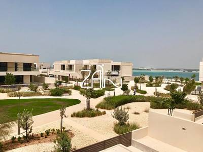 5 Bedroom Villa for Sale in Saadiyat Island, Abu Dhabi - Single Row 5 BR Villa Type 7 Garden View