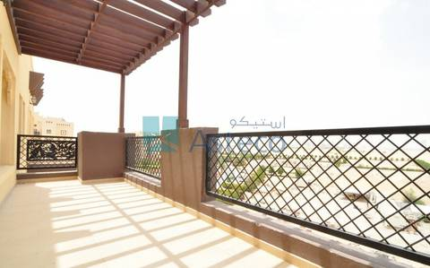 2 Bedroom Flat for Rent in Remraam, Dubai - Beautiful Two BR|Double Balcony|Al Ramth