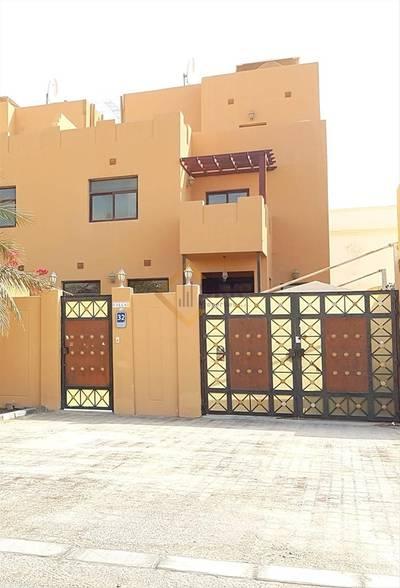 4 Bedroom Villa for Rent in Khalifa City A, Abu Dhabi - Separate 4BR Vila Garden/Covered Parking