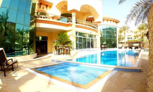6 Bedroom Villa for Rent in Khalifa City A, Abu Dhabi - For 2 Families 6 BR 3Kitchen+Driver/Maid