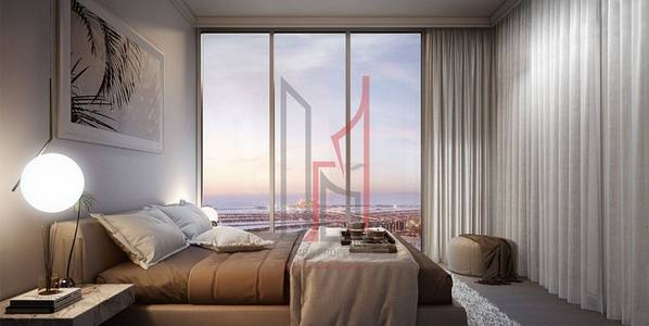 3 Bedroom Apartment for Sale in Dubai Harbour, Dubai - Breath-taking views of Dubai Marina Skyline