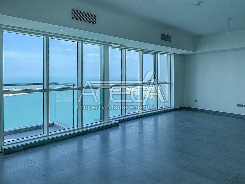 Brand New 3 Bed Apt with Gorgeous Sea View, Facilities! Corniche Abu Dhabi
