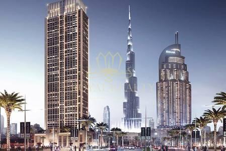 1 Bedroom Flat for Sale in Downtown Dubai, Dubai - Panoramic Burj Khalifa View- Burj Royale