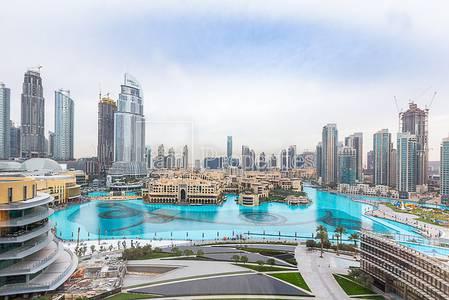 1 Bedroom Apartment for Sale in Downtown Dubai, Dubai - City View! Armani Casa Best 1BR Layout