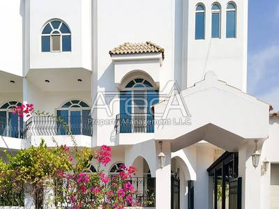 5 Bedroom Villa for Rent in Al Mushrif, Abu Dhabi - Marvelous 5 Bed Villa in Al Mushrif! 2 Separate Entrances! Ready To Move in