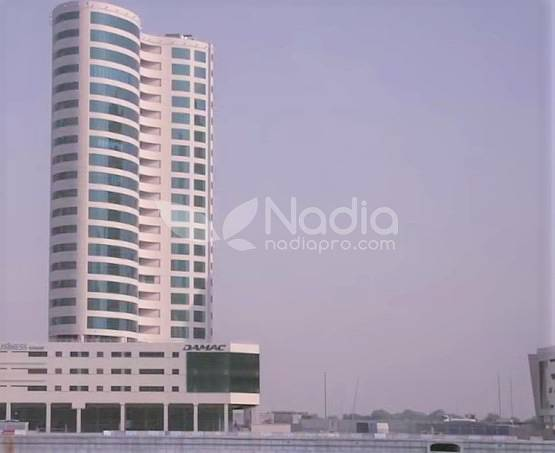 12 Fully Fitted Office | Full Lake View | 2 Parkings | Damac Business Tower