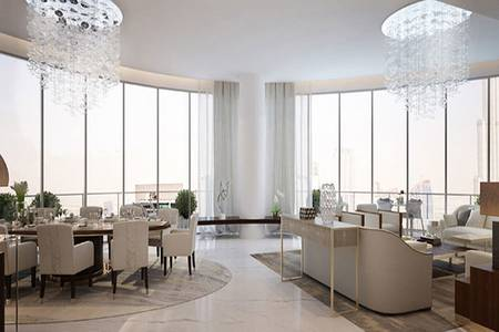 5 Bedroom Flat for Sale in Downtown Dubai, Dubai - Large Luxury Apartment in Sky Views