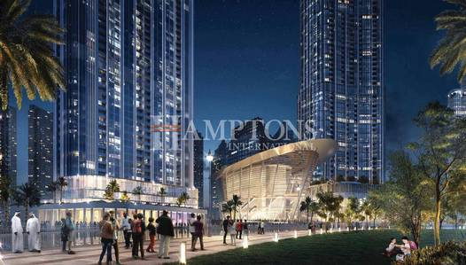 4 Bedroom Flat for Sale in Downtown Dubai, Dubai - 70th Floor. 9 Years Payment Plan | GRANDE