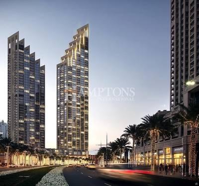 3 Bedroom Apartment for Sale in Downtown Dubai, Dubai - 3BR + M | 5 Yrs Post-Handover No Interest