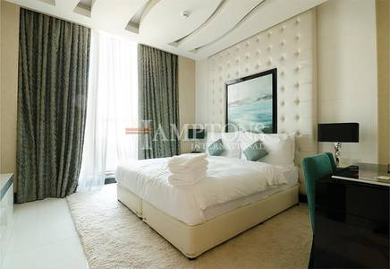 1 Bedroom Apartment for Sale in Downtown Dubai, Dubai - Fully Furnished Luxury 1BR Hotel Apartment