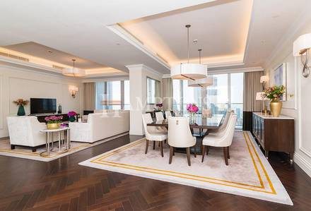 4 Bedroom Flat for Sale in Downtown Dubai, Dubai - Sky Collection 4BR | Furnished & Serviced
