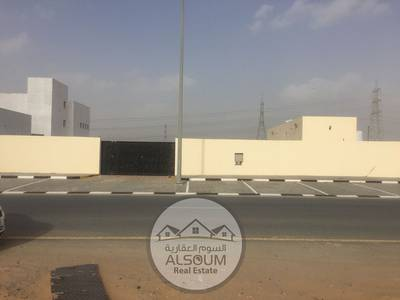 Industrial Land for Rent in Al Saja, Sharjah - INDUSTRIAL YARD AVAILABLE FOR RENT IN NEW SAJJA OASIS / AL HANOO SHARJAH. VERY NEXT  EMIRATES ROAD