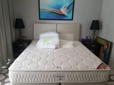 2 Bedroom Flat for Rent in DAMAC Hills (Akoya by DAMAC), Dubai - Furnished 2BR Hotel Apt. + Maids room