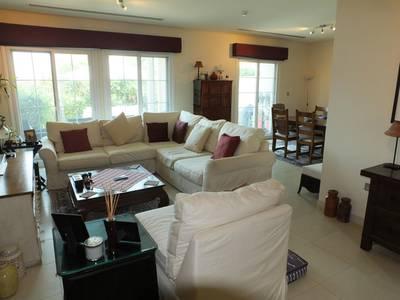 2 Bedroom Villa for Sale in Jumeirah Village Circle (JVC), Dubai - A 2BR Semi Detached House in District 12.