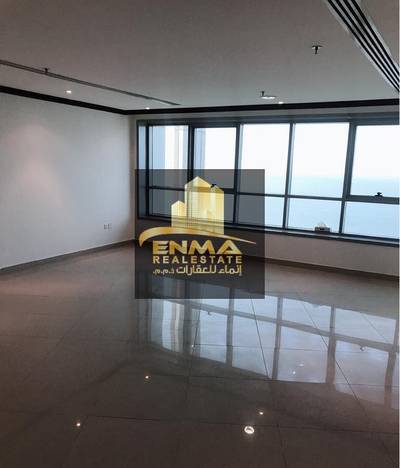 2 Bedroom Flat for Rent in Corniche Ajman, Ajman - Breathtaking FULL SEA VIEW  2bhk for rent in CORNICHE TOWER!!