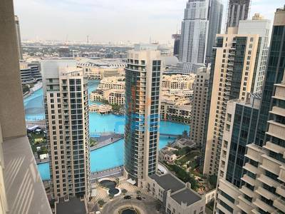 1 Bedroom Apartment for Rent in Downtown Dubai, Dubai - High Floor I Amazing 1 Bed in Cheap Price