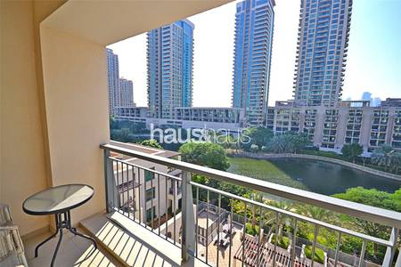 2 Bedroom Flat for Rent in The Views, Dubai - Lake Views |  Mid-December | Unfurnished