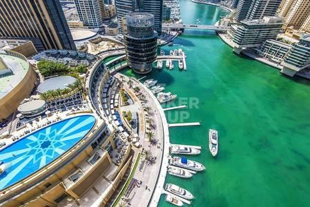 1 Bedroom Apartment for Sale in Dubai Marina, Dubai - 1 BR w/ marina view