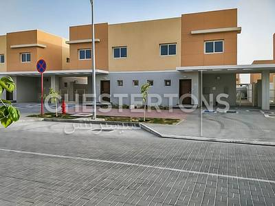 3 Bedroom Villa for Rent in Al Samha, Abu Dhabi - Modern Brand New Villa I Be Among the first
