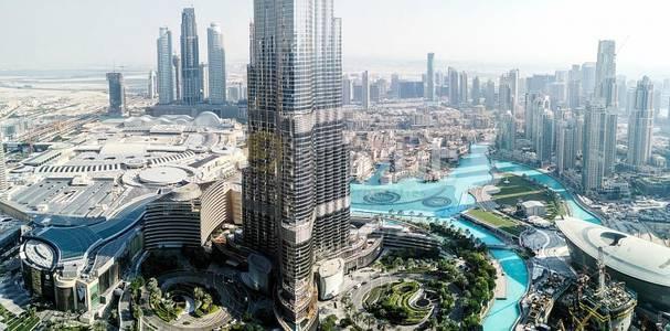 3 Bedroom Flat for Rent in Downtown Dubai, Dubai - Live in the SKY|3BR+M|FULL BURJ VIEW|GREAT PRICE